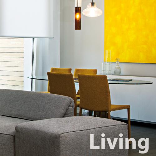 arredamento living e soggiorno